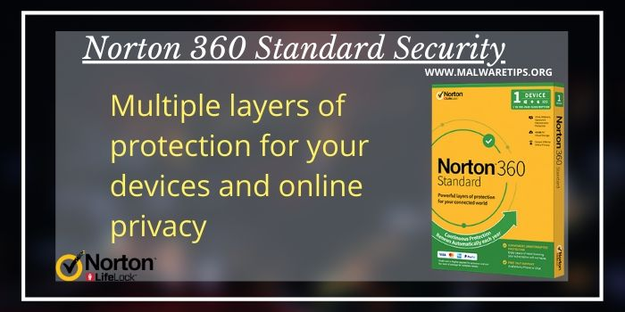 Norton 360 Standard Security